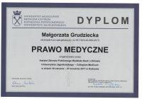 małgorzata grudziecka dermatolog